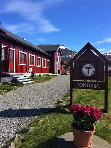 Flotte forhold: Fondsbu turisthytte åpner allerede 25. juni