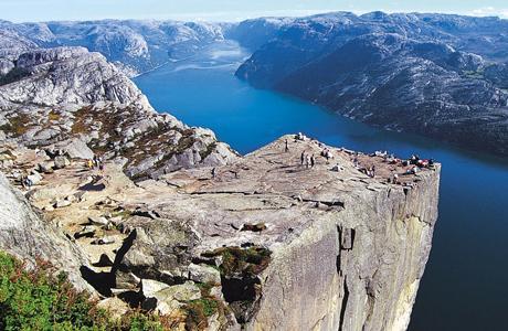 Singel i fjellet norge