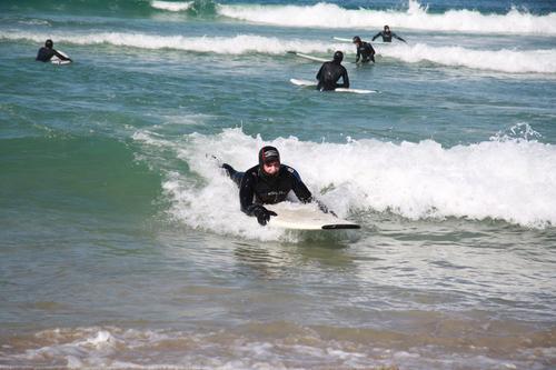 Bølgesurfing for ungdom