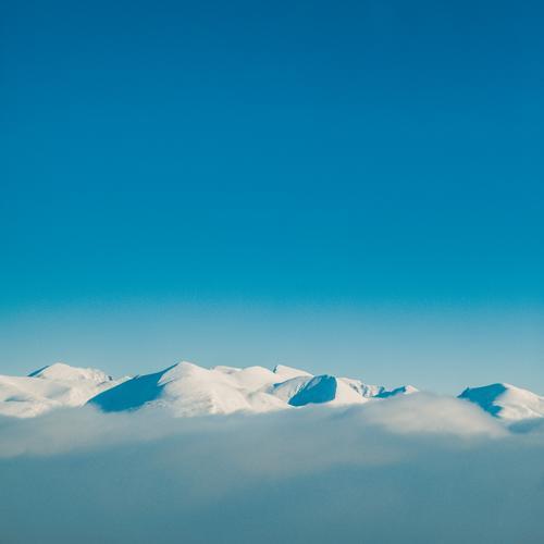 Vinter i Rondane.