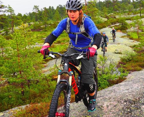 Heimdalsheia på sykkel 21. juni