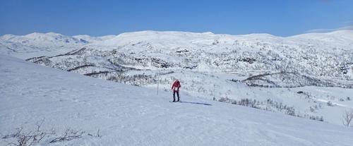 På ski til Torfinnsheim