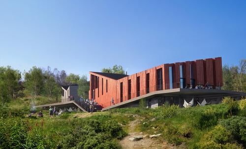 DNT-hytte skal produsere mer fornybar energi enn den bruker