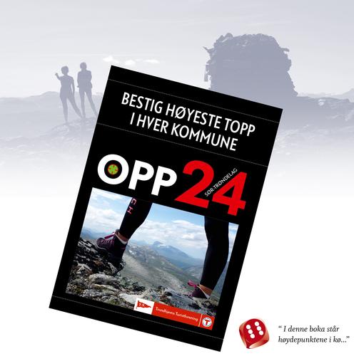 Egen bok om Opp24-turene