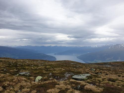 Nordfjordryggen 16.06.19