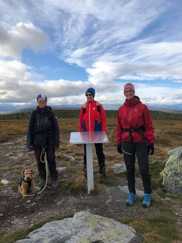9. september var det Onsdagssnert til Ålfjell