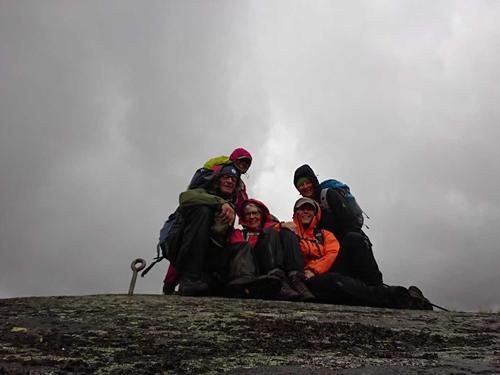 Turlagstur til Skinnarbu-Grasfjell