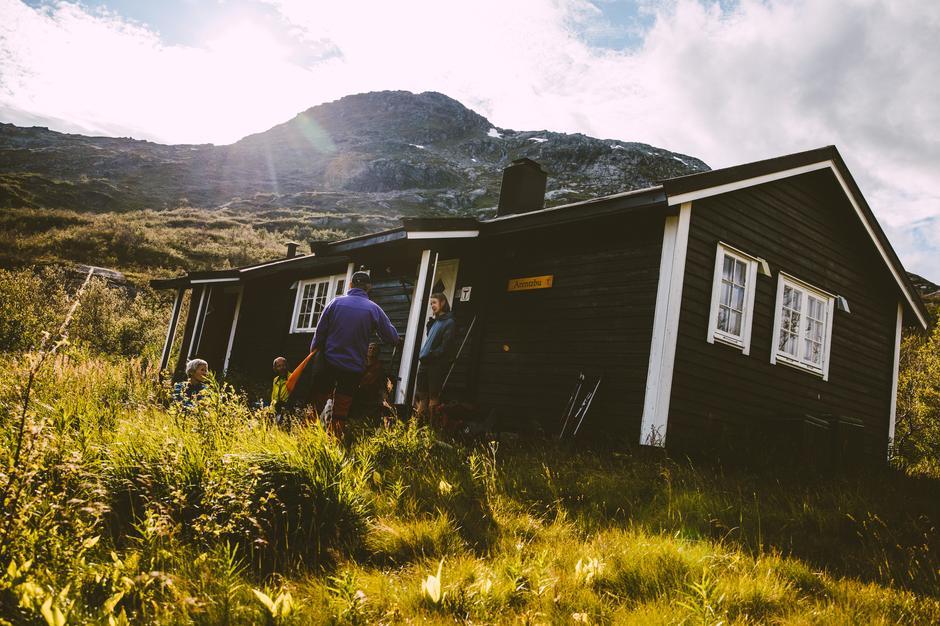 Nytt om DNT hyttene — DNT Oslo og Omegn