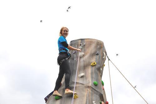 Kom og klatre med oss på Mela-festivalen!