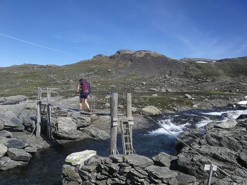 Mektige Aurlandsdalen