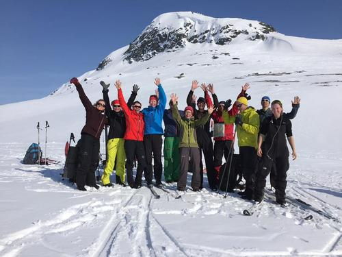 Fjellsportgruppa 2019