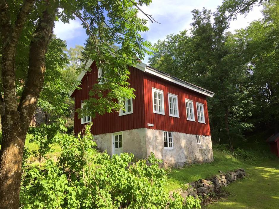 Forpakterboligen på Furøya, Tvedestrand