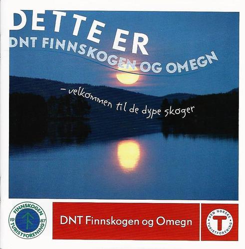 Dette er DNT Finnskogen og Omegn