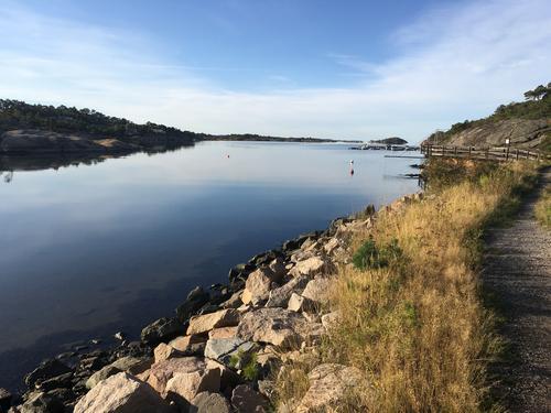 Nytt turkart over Kråkerøy og Kjøkøy