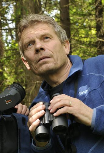 Naturopplevelser med Arne Nævra på høstmøtet