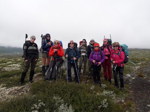 I Monsens fotspor på Hardangervidda