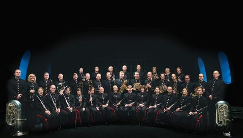 DNT 150 år: Jubileumskonsert med Stabsmusikken som spiller musikk av Johan Halvorsen