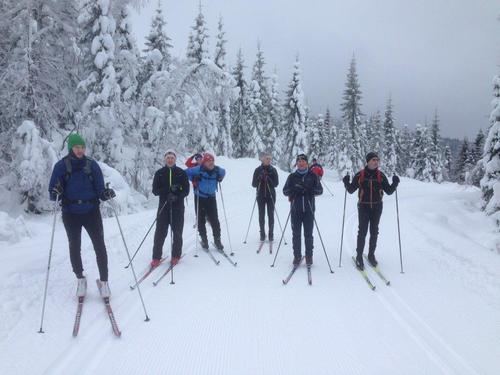 14.01.18. Skitur Totenåsen