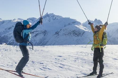Morsomme aktiviteter å gjøre i vinterferien