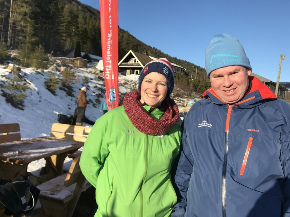 Annette og Bjørn Ove.