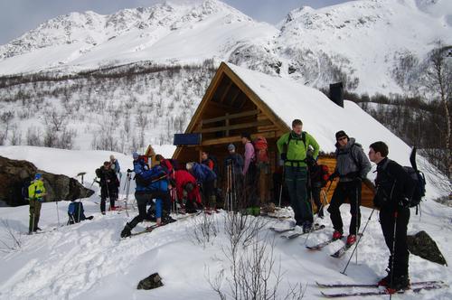 Hytta i Lyngsdalen