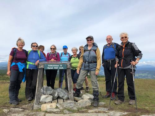 Sommertur til Stølsvidda og Gomobu fjellstue