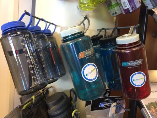 Produkttips: Nalgene-flasker