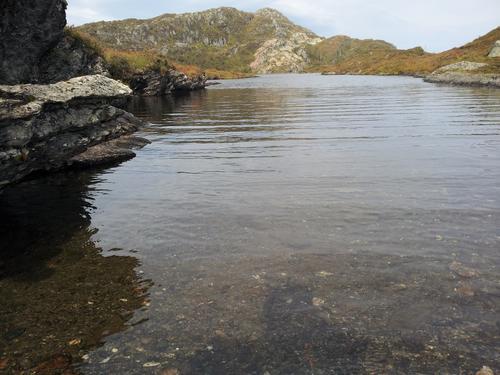 Raudvatn i Samnanger