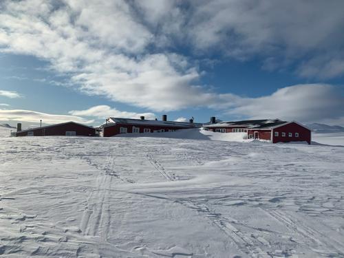 Føremelding uke 11: Hardangervidda/Mårbu