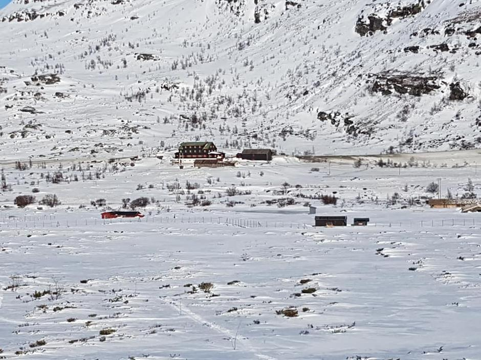 Breistølen 20 februar 2019.