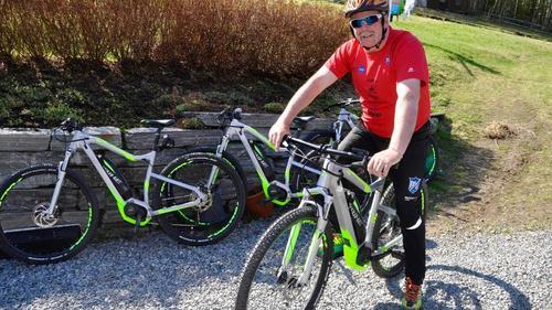 El sykkel utleige