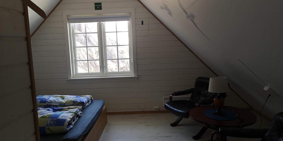 Stormhuset rom 3, dobbeltrom m/toalett