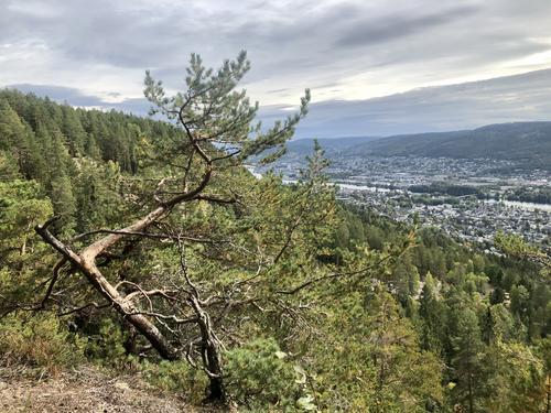 Drammen og Sletningsdalen