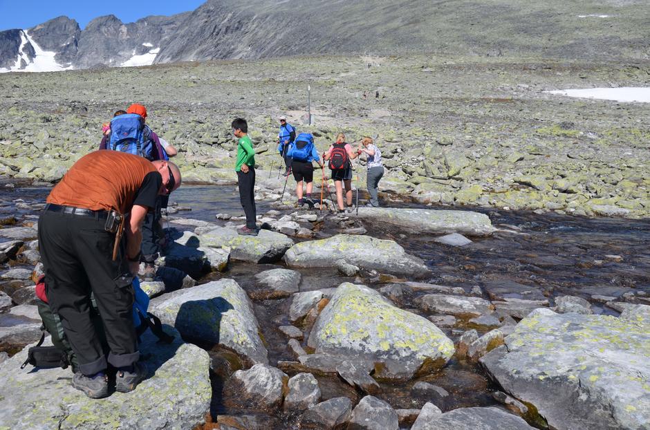Veien til Snøhetta med FTU og Klart det går Sandefjord