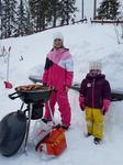 10. februar hadde Barnas Turlag akedag i Valdres Skisenter