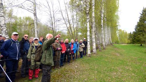 13.05.2015 Onsdagstur til Bjørby og Starene