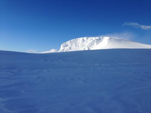 Toppen fra Sørryggen