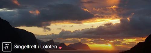 Singeltreff i Lofoten