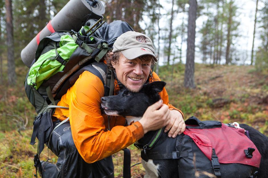 Monsen trenger din hjelp — Den Norske Turistforening
