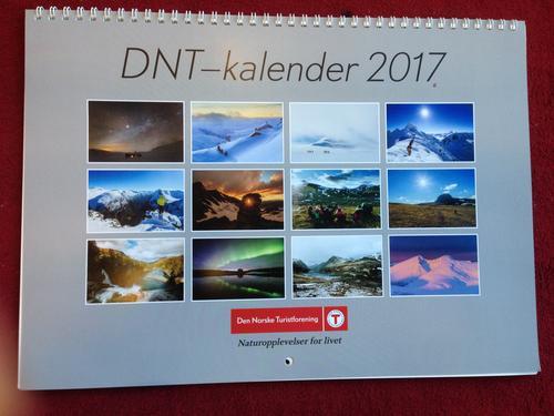 DNT kalender 2017