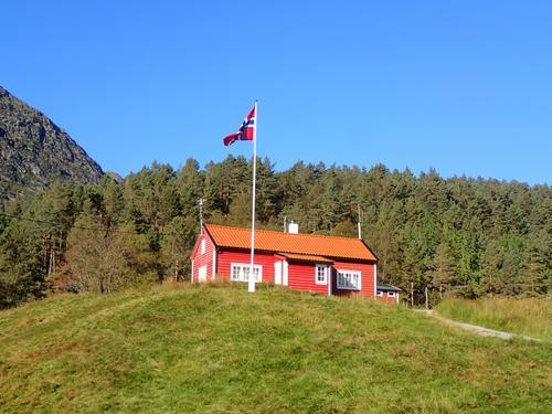 Ingen utleige av Lundarstølhytta etter Påske