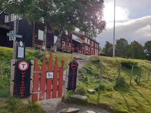 Gjevilvasshytta er kåret til Norges fineste turisthytte
