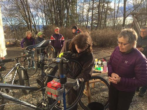 Lær deg triksene for stell og vedlikehold av sykkelen
