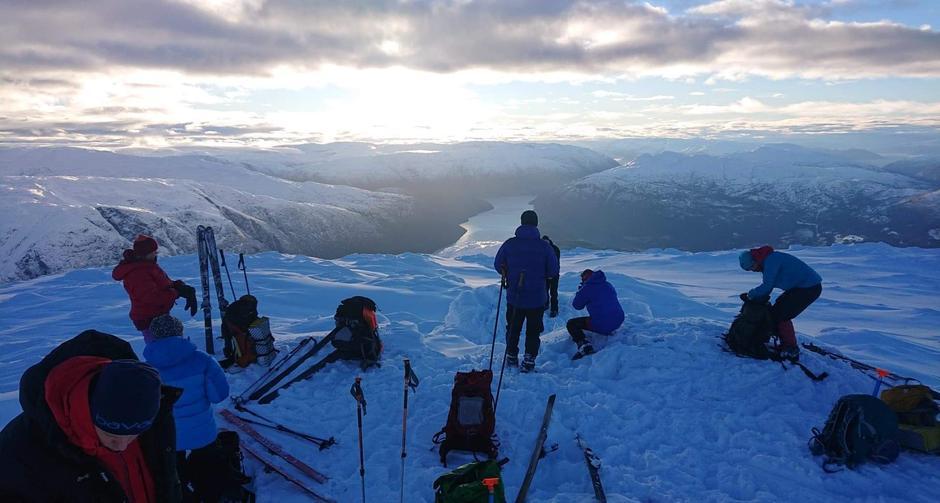 Lørdag 9.12: Fjellsport på Vassfjøro (1633 moh)