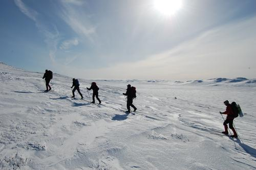 Fellestur på Hardangervidda