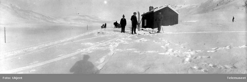 Gilastua, 5. mars 1911