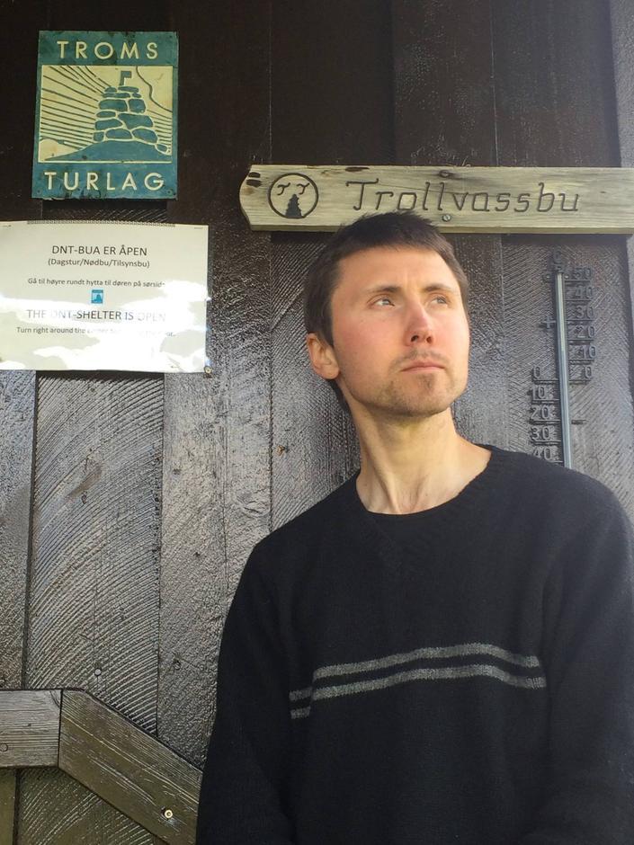 I fjor var Lukas hyttevert på blant annet Trollvassbu - hvor vil du være hyttevert i år?