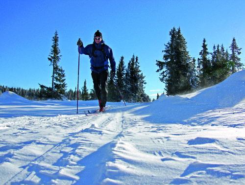 Skismurningskurs for turgåere 13. januar