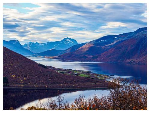 Utsikt fra Kveøya