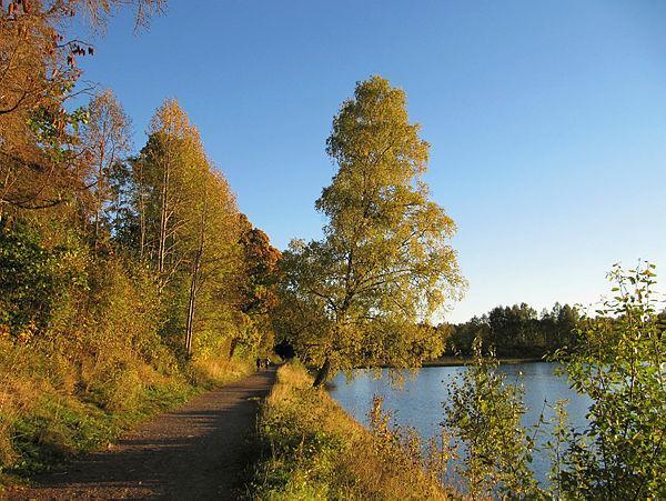 Høst i Sørkedalen.